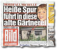 """""""Mordfall Michelle: Heiße Spur führt in diese alte Gärtnerei"""""""