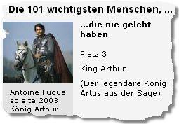 Antoine Fuqua spielte 2003 König Arthur