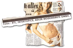 """""""Fotos: (...) Adler Modemärkte GmbH"""""""