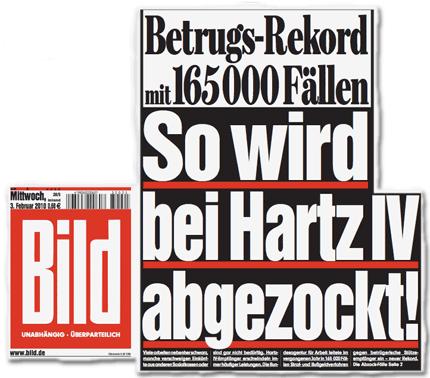 Betrugs-Rekord mit 165000 Fällen - So wird bei Hartz-IV abgezockt!