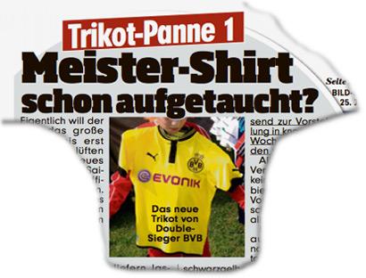 Meister-Shirt schon aufgetaucht?