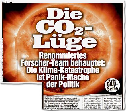Die CO2-Lüge