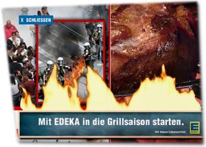Mit EDEKA in die Grillsaison starten.