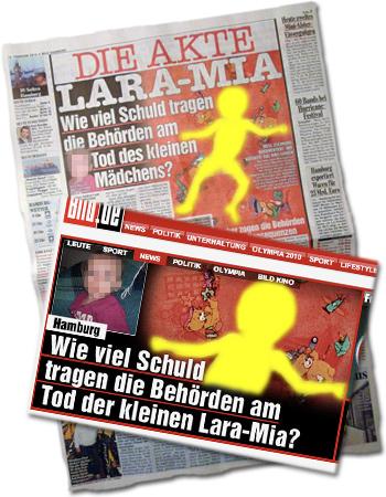 Wie viel Schuld tragen die Behörden am Tod der kleinen Lara-Mia?