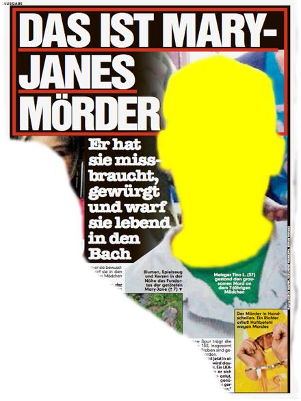 Das ist Mary-Janes Mörder: Er hat sie missbraucht, gewürgt und warf sie lebend in den Bach
