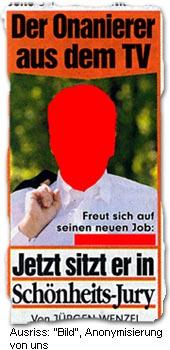 """""""Der Onanierer aus dem TV: Jetzt sitzt er in Schönheits-Jury"""""""