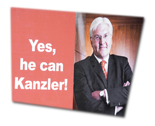 Yes, he can Kanzler!