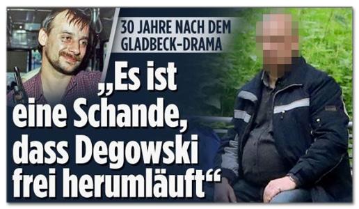 Screenshot Bild.de - Foto von Dieter Degowski