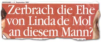 """""""Zerbrach die Ehe von Linda de Mol an diesem Mann?"""""""