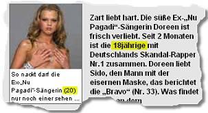 Doreen Steinert  nackt