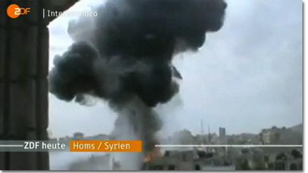 Homs/Syrien