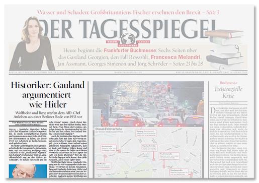 Historiker: Gauland argumentiert wie Hitler