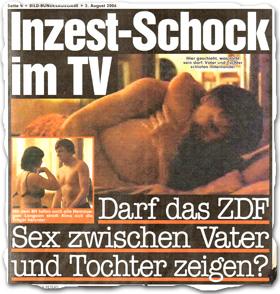 """""""Inzest-Schock im TV"""""""