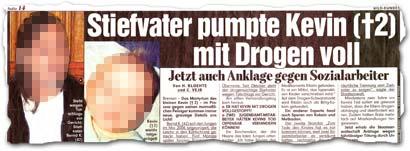 """""""Stiefvater pumpte Kevin (†2) mit Drogen voll"""""""