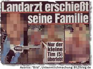 Landarzt erschießt seine Familie