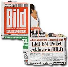 """""""Lidl-EM-Paket exklusiv in BILD"""""""