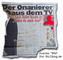 """""""Der Onanierer aus dem TV"""""""