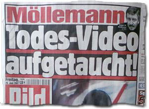 Möllemann - Todes-Video aufgetaucht!