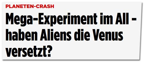 Raumsonde Voyager von Aliens entführt?