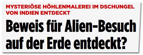 Alien-Stadt auf dem Mars entdeckt?