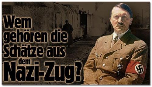 Wem gehören die Schätze aus dem Nazi-Zug?