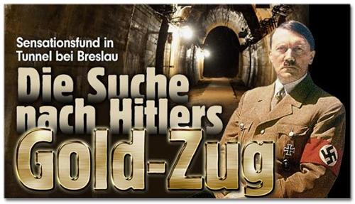Sensationsfund in Tunnel bei Breslau - Die Suche nach Hitlers Gold-Zug
