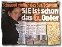 """""""Sie ist schon das 6. Opfer"""""""