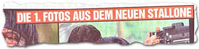 """""""Die 1. Fotos aus dem neuen Stallone"""""""