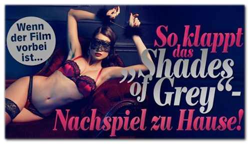 Wenn der Film vorbei ist... So klappt das 'Shades of Grey'-Nachspiel zu Hause!