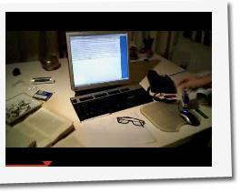 Der angebliche Laptop von Franz Josef Wagner