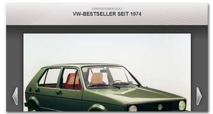 Fotogalerie: VW-Bestseller seit 1974