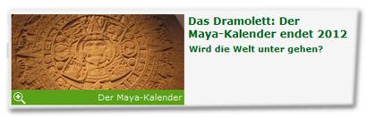 Das Dramolett: Der Maya-Kalender endet 2012