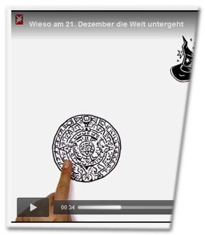 Video: Wieso am 21. Dezember die Welt untergeht