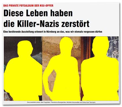 Das private Fotoalbum der NSU-Opfer - Diese Leben haben die Killer-Nazis zerstört - Eine berührende Ausstellung erinnert in Nürnberg an das, was wir niemals vergessen dürfen