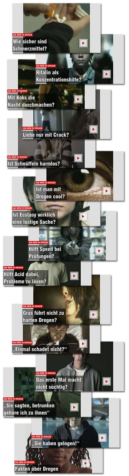 Screenshots: Bild.de