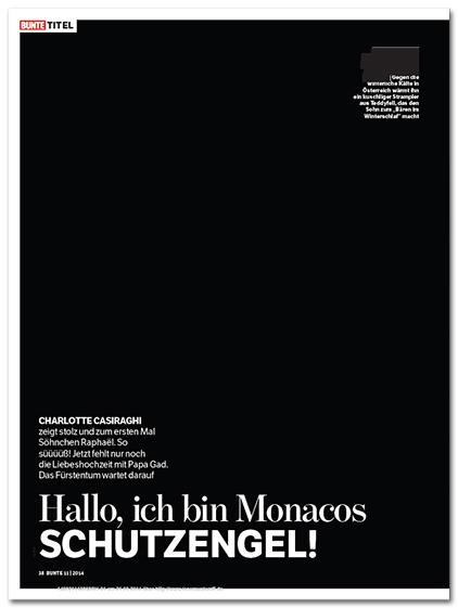 Hallo, ich bin Monacos SCHUTZENGEL!