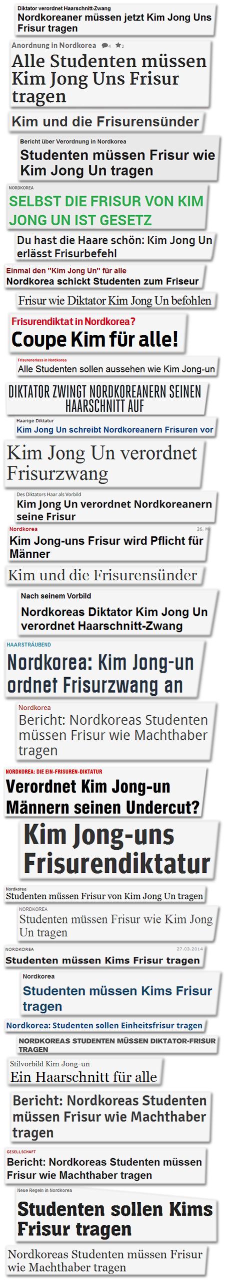 Screenshots: diverse