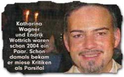 """""""Katharina Wagner und Endrik Wottrich"""""""