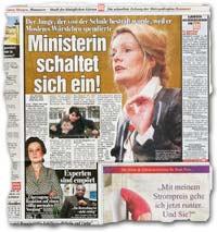 """""""Der Junge, der von der Schule bestraft wurde, weil er Moslems Würstchen spendierte: Ministerin schaltet sich ein!"""""""